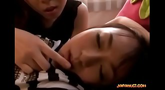 Lesbo seduction japanese