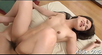 Uncouth japanese group sex