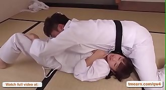 Dirty Judo Lesson -Ippon Victory for Fuck - Full movie at: tmearn.com/qw4